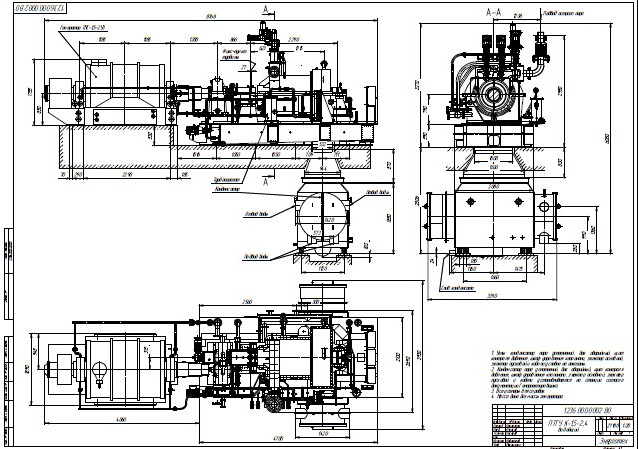 Steam turbine K-1,5-2,4